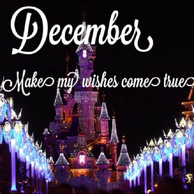 Hello December! Make My Wishes Come True! | DjYiannis | FlickrHello December Make My Wishes Come True