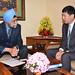 Meeting with Navtej Sarna, Additional Secretary, International Organisation and Political, Ministry of External Affairs
