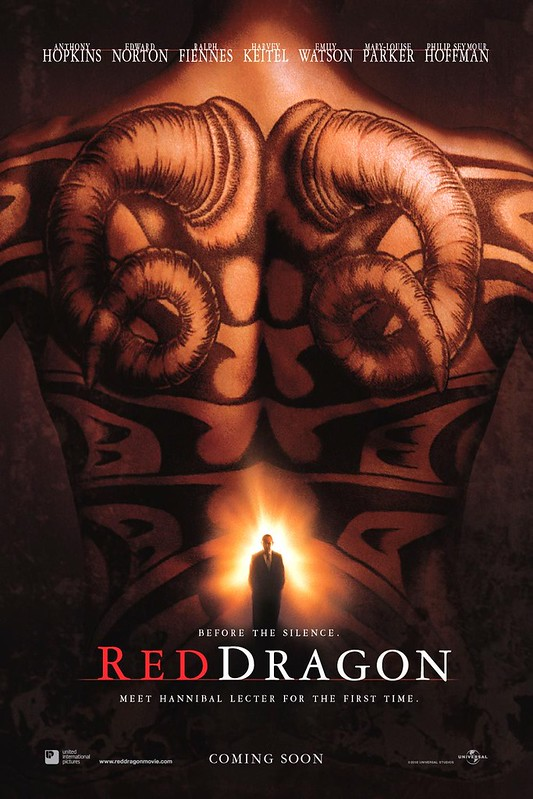 Red Dragon - Poster 1