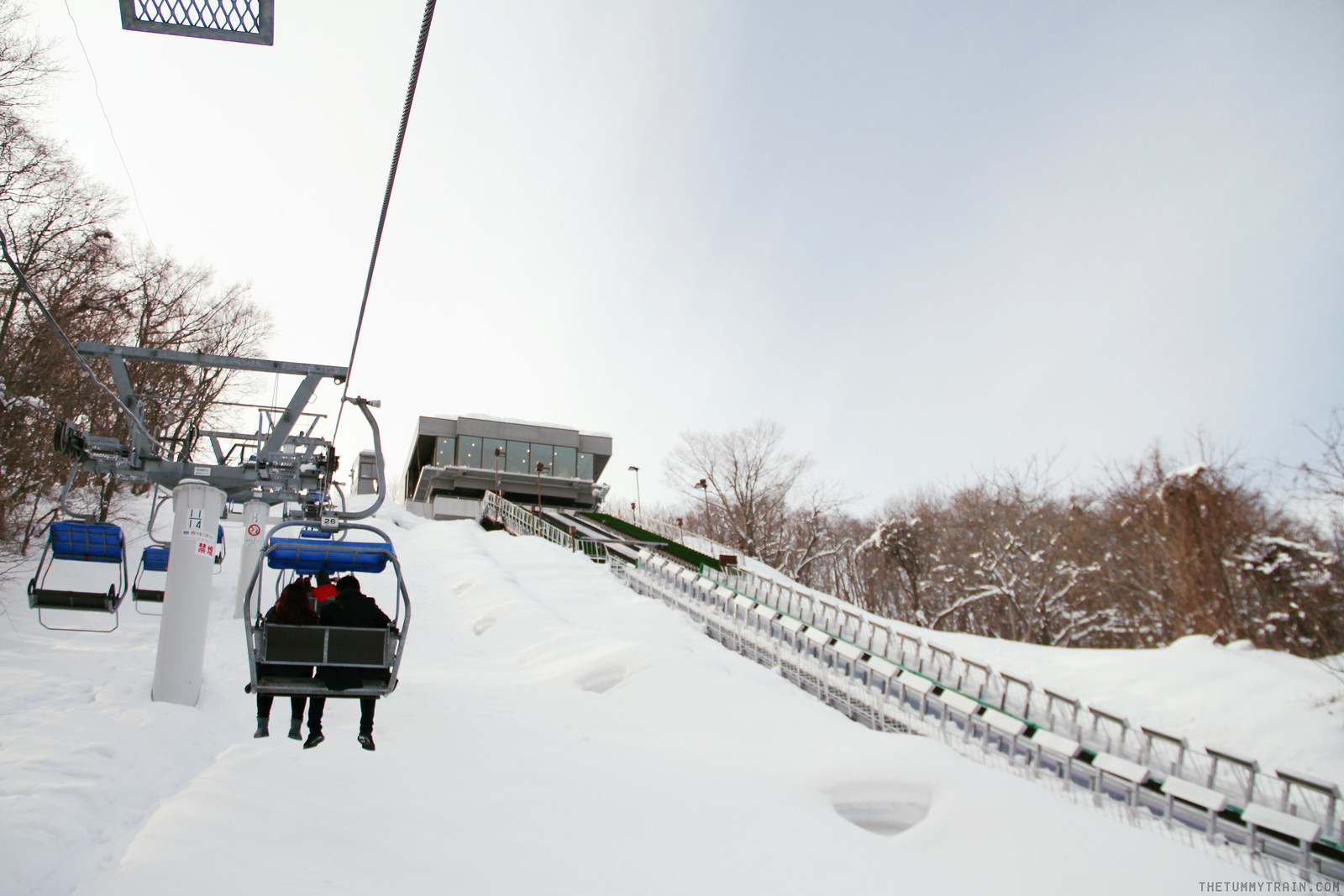32536468030 b581a7395c h - Sapporo Travel Diary 2017: Lifting off to the Okurayama Ski Jump Viewing Lounge