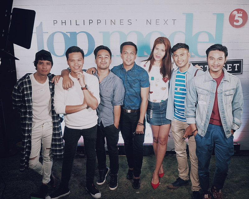 Philippines Next Top Model Cycle 2 contestants