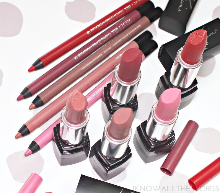 marcelle rouge expression velvet gel lipstick lip liner (3)