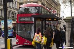 Wrightbus NRM NBFL - LTZ 1062 - LT62 - Liverpool Street 11 - Go Ahead London - London 2017 - Steven Gray - IMG_9190