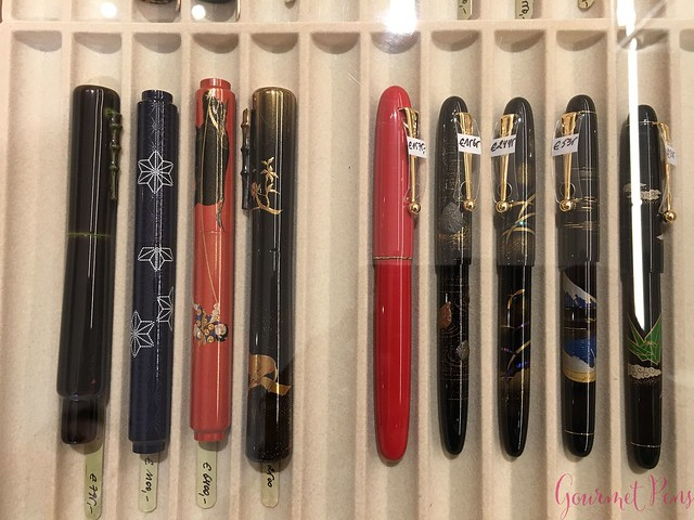 Field Trip Sakura Fountain Pen Gallery in Diest, Belgium @sakurafpgallery 23