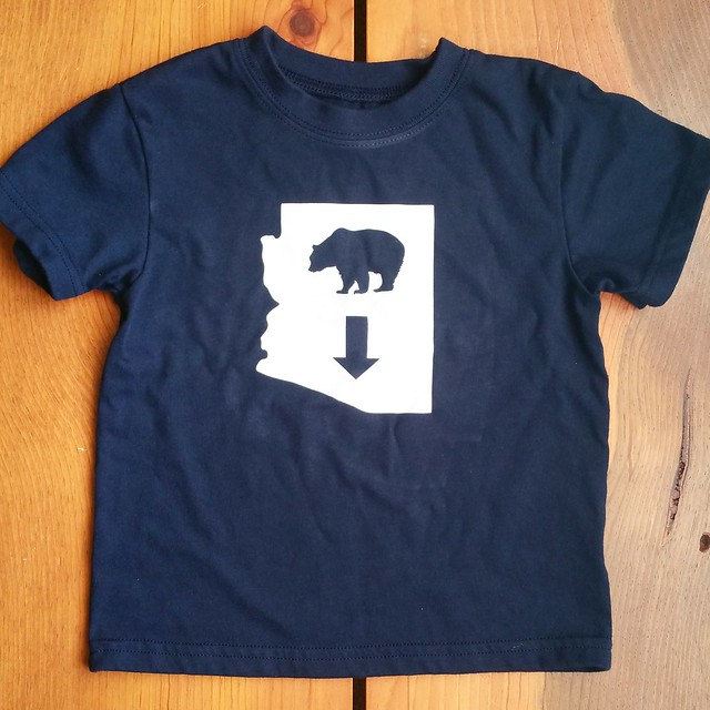 Bear Down Arizona Heat Transfer Vinyl Shirt | shirley shirley bo birley Blog