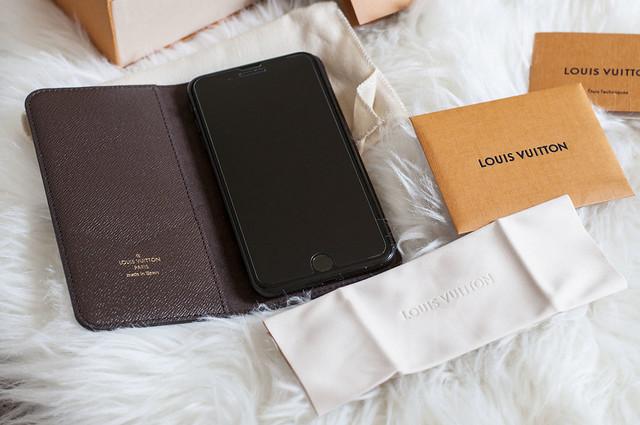Iphone 7 plus folio case
