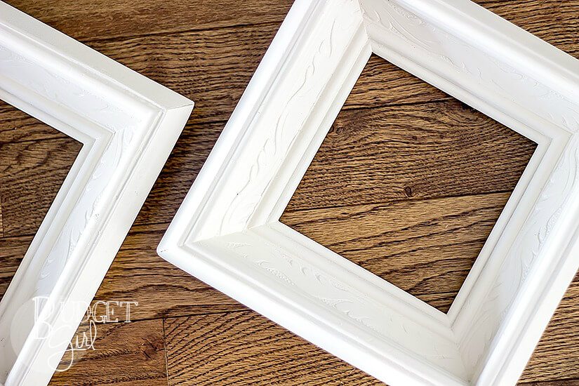 How To Get Distressed Picture Frames Tastefully Eclectic