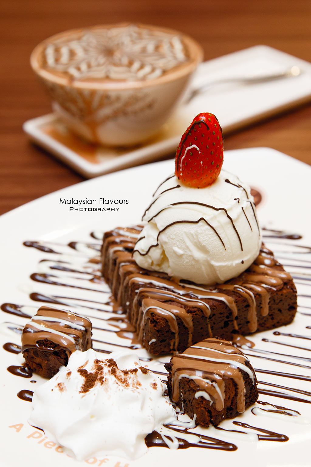 Molten Chocolate Cafe @ MyTown Cheras KL: Chocolate Dessert Says ...