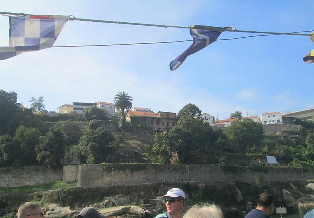Buildings by River Douro, Porto