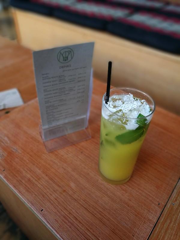 Milgi's Cardiff cocktails