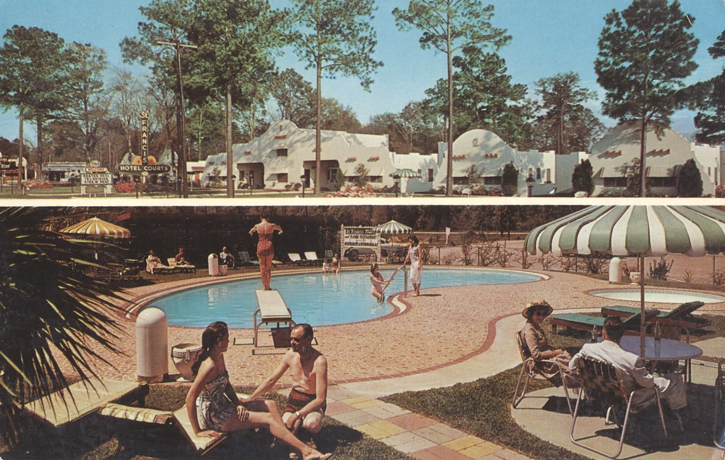 St. Francis Hotel Courts - Mobile, Alabama
