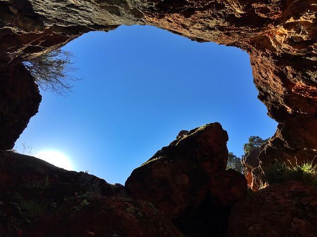 Cueva de Montesinos (Albacete) Escenario de Don Quijote de La Mancha (segunda parte)