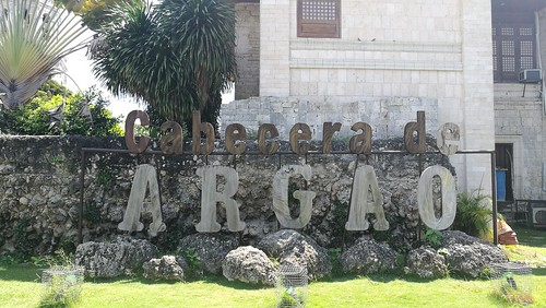 Davao Life In Cebu via AirAsia : Cabecera de Argao sign - Southern Heritage Tour by the Cebu City Tourism Office IMG_20170423_100910