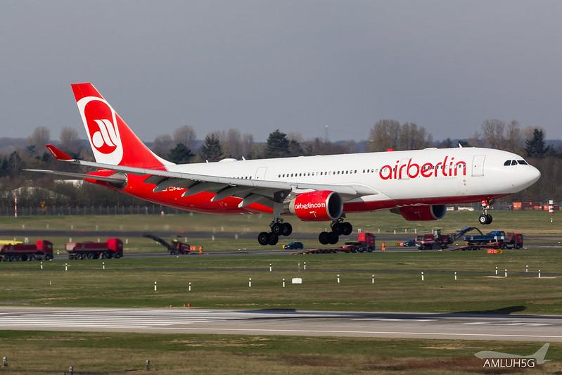 Air Berlin - A332 - D-ALPF (1)