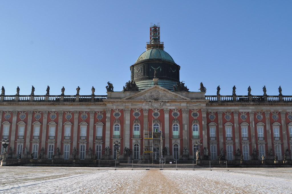 potsdam park sanssouci neues palais flickr. Black Bedroom Furniture Sets. Home Design Ideas