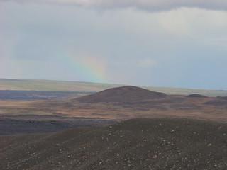 138 Regenboog in Noordelijke richting
