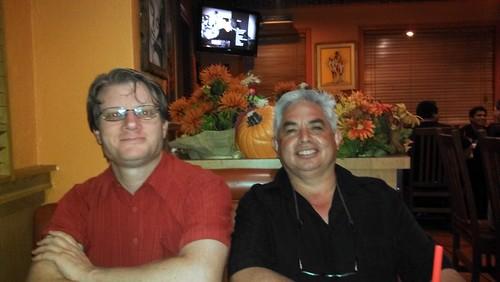 Ricardo and I