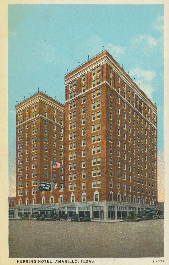 Herring Hotel - Amarillo, Texas
