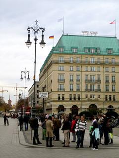 Hotel Berlin Pariser Platz