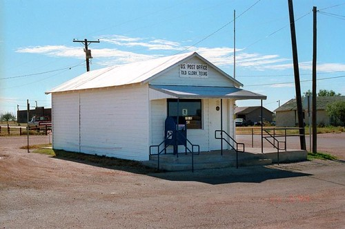 Old Glory, TX post office | by PMCC Post Office Photos