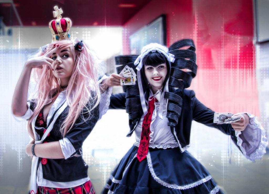 celestia ludenberg cosplay tumblr wwwpixsharkcom