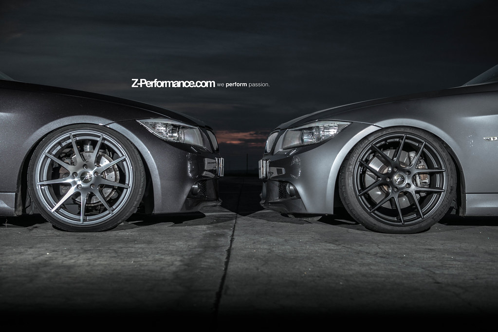 Bmw E90 Zp 8 Deep Concave Www Z Performance Com Flickr
