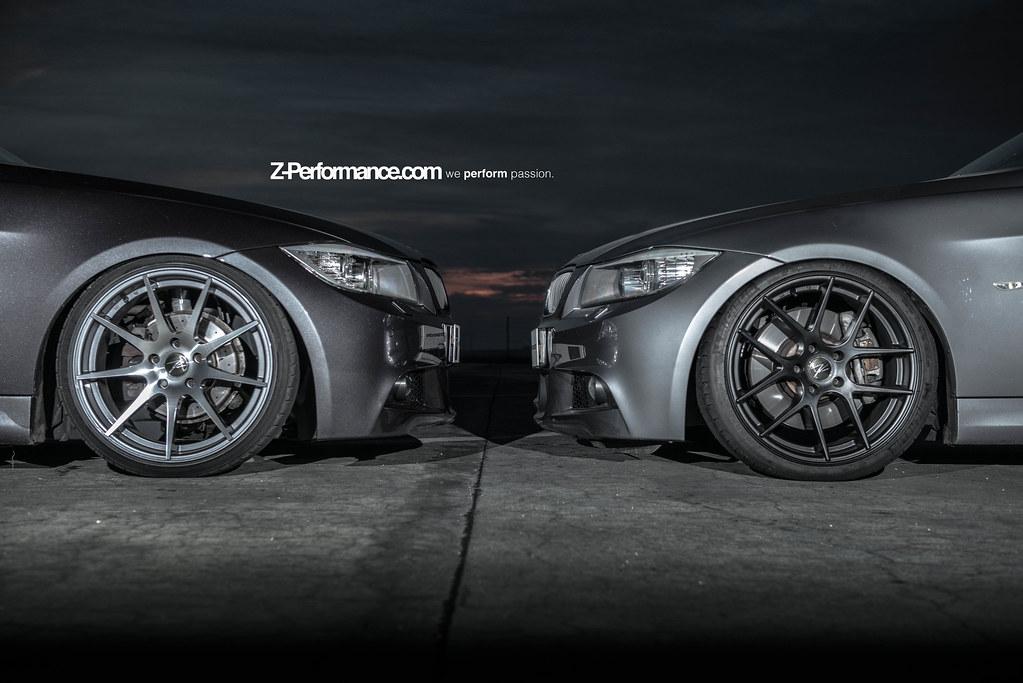 Bmw E90 Zp 8 Deep Concave Www Z Performance Com Flickr