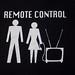 Remote Control Shirt back