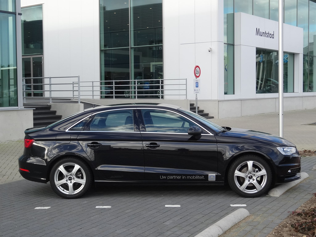 2014 Audi A3 Limousine Audi Just Introduced Its First