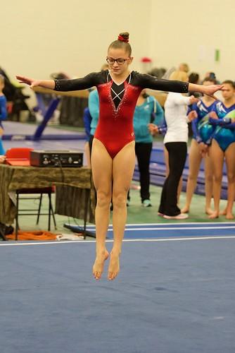 y city invitational gymnastics meet