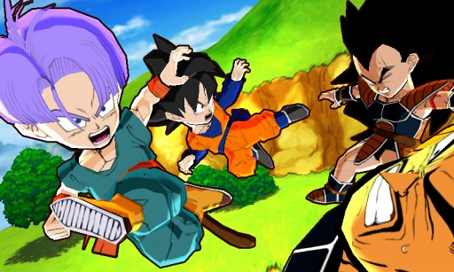 Dragon Ball Fusions Review Screenshot