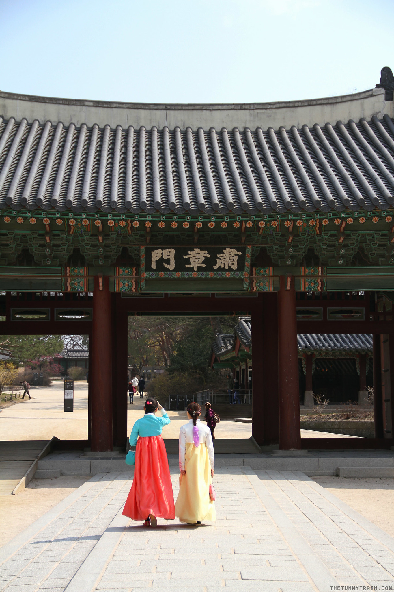 32715771743 f1ebc9f1b3 k - Seoul-ful Spring 2016: Greeting the first blooms at Changdeokgung Palace