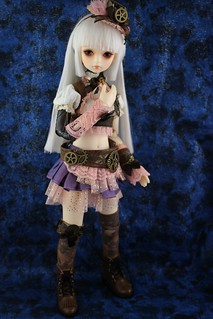 Luts Kid Delf Steel Heart Carrot