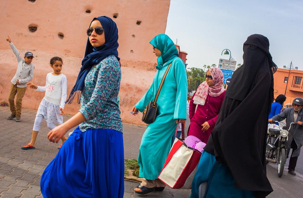 Marrakech women