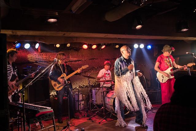 Yoshimitsu Kasuga's 60th birthday live at Manda-La 2, Tokyo, 03 Apr 2017 -00007