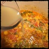 #Asopao #PuertoRican #Shrimp #Soup #homemade #CucinaDelloZio - add the remaining stock and water 1c at a time