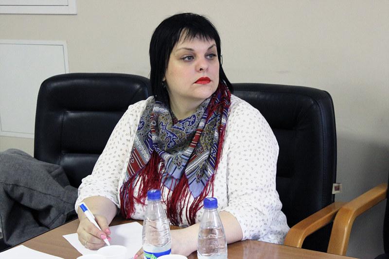 """Ольга Долгих, """"Пресс-Логистик"""""""