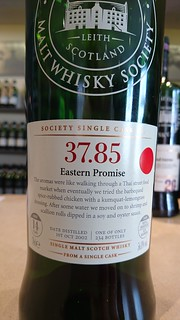 SMWS 37.85 - Eastern Promise