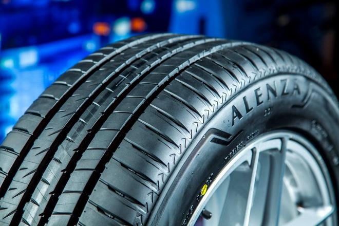 ALENZA專為頂級SUV設計的旗艦輪胎