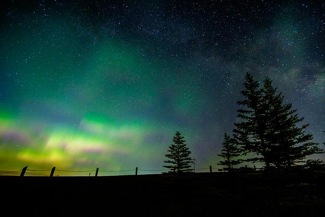 Northern Lights, Milky Way - Edit-2