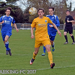 Stansted FC v Barking FC - Saturday April 1st 2017