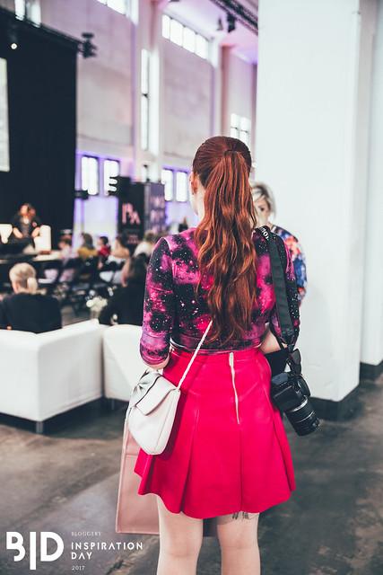 BID Blogger Bloggaaja Lifestyle Tyyli Muoti Päivä Kuvina my day Fashion Style blog travelling Helsinki Joensuu bloggaaja Bloggers Inspiration Day #BID2017 #IBA2017 Indiedays blogitapahtuma bloggersevent Ompelimo Rokita Nahkahame kietaisupaita Cobblerina laukku