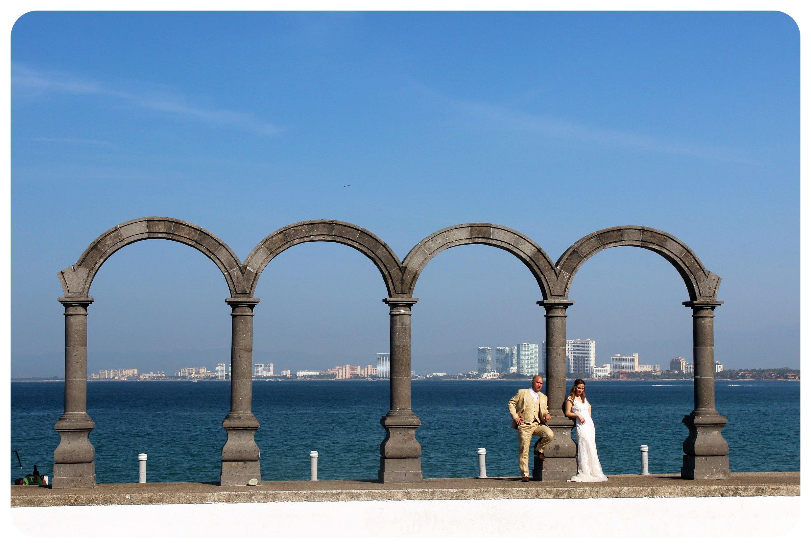 puerto vallarta arch