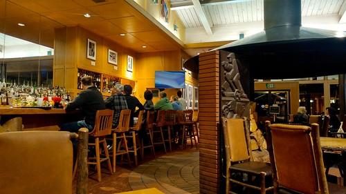 Yosemite Lodge Lounge