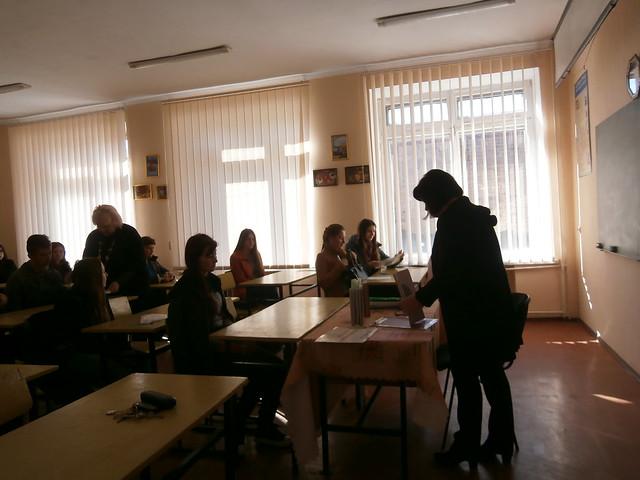 Бібліотекар про Чорнобиль