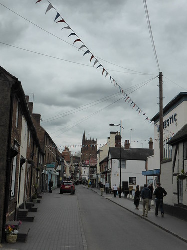 Into Bridgnorth