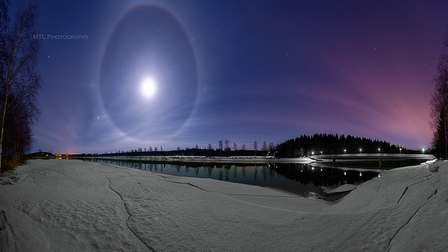 Panoramic Halo