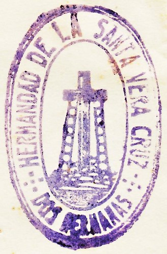 1903-1931. Los primitivos sellos de las hermandades nazarenas