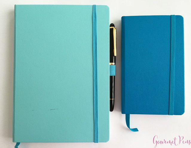 Review @Leuchtturm1917 Medium Hardcover Notebook @CouronneduComte 1