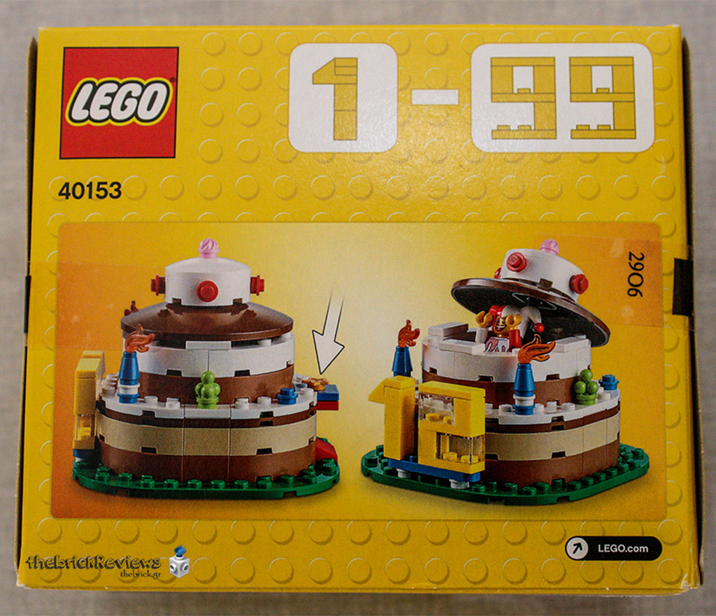 ThebrickReview: LEGO 40153 - Birthday Table Decoration 33578306191_f4f5e97f3d_o